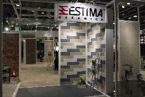 Estima Ceramica на выставке Batimat Russia 2016