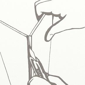 Сверление и резка тонкого керамогранита.