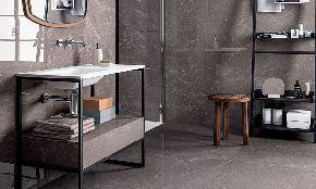 Rain Grey – новый цвет в коллекции Kerlite Exedra